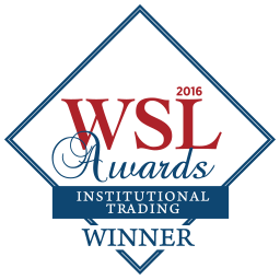 Interactive Brokers reviews: WSL Institutional Award