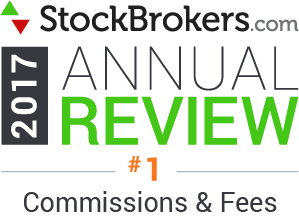 Interactive Brokers reviews: 2017 Stockbrokers.com Awards - Lowest Commissions and Fees